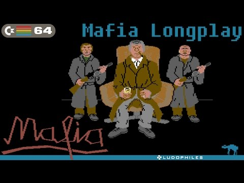 Mafia - C64 Longplay / Full playthrough / Walkthrough (no commentary) #retrogaming