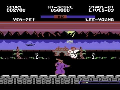 C64 Longplay [089] Yie Ar Kung Fu II